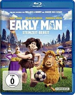 Early Man - Steinzeit bereit - Hiddleston,Tom/Williams,Maisie