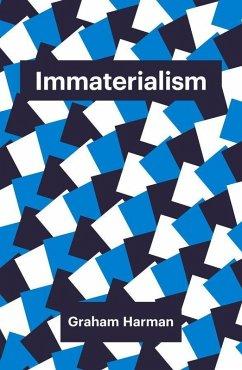 Immaterialism (eBook, PDF) - Harman, Graham