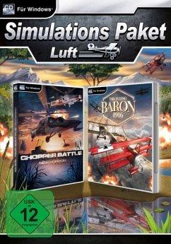 Simulations Paket - Luft (Zwei Spiele in einer Box!)