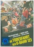 Stoppt die Todesfahrt der U-Bahn 123, 1 Blu-ray + 1 DVD (Mediabook)