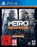 Metro: Redux (PlayStation 4)