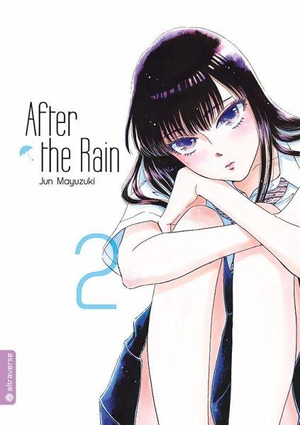 Buch-Reihe After the rain