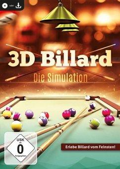 3D Billard - Die Simulation