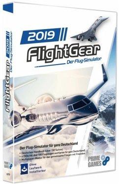 PRIME GAMES: Flight Gear 2019 - Der Flug-Simulator