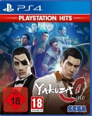 Yakuza Zero Playstation Hits (PlayStation 4)
