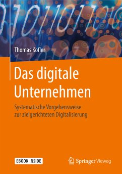 Das digitale Unternehmen (eBook, PDF) - Kofler, Thomas