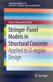 Stringer-Panel Models in Structural Concrete (eBook, PDF)