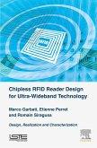 Chipless RFID Reader Design for Ultra-Wideband Technology (eBook, ePUB)