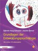 Grundlagen der Entwicklungspsychologie (eBook, ePUB)