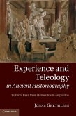 Experience and Teleology in Ancient Historiography (eBook, ePUB)
