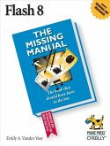 Flash 8: The Missing Manual (eBook, ePUB)