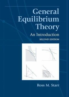 General Equilibrium Theory (eBook, ePUB) - Starr, Ross M.