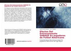 Efectos Del Entrenamiento SABAGE En Jugadores de Fútbol Americano