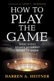 How to Play the Game (eBook, ePUB)