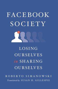 Facebook Society (eBook, ePUB)