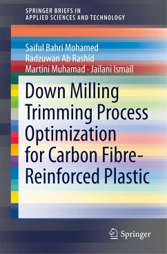 Down Milling Trimming Process Optimization for ...