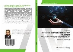 Infrastrukturkonzept für ein flüssiges Wasserstoffspeichermedium - Stallinger, Erich