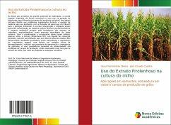 Uso do Extrato Pirolenhoso na cultura do milho