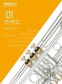 Trinity College London Trumpet, Cornet & Flugelhorn Exam Pieces 2019-2022. Grade 1