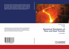 Numerical Simulation of Flow and Heat Transfer
