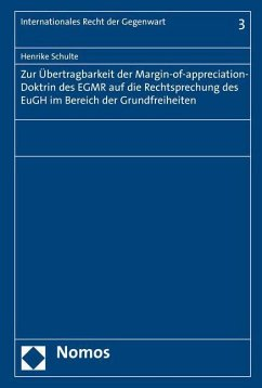 Zur Übertragbarkeit der Margin-of-appreciation-...