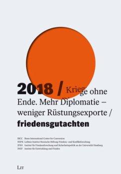 Friedensgutachten 2018