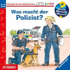 Was macht der Polizist? / Wieso? Weshalb? Warum? Junior Bd.65 (MP3-Download) - Various Artists