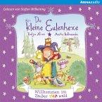 Willkommen im Zauberwald / Die kleine Eulenhexe Bd.1 (MP3-Download)