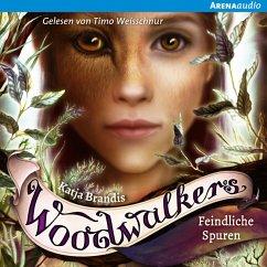 Feindliche Spuren / Woodwalkers Bd.5 (MP3-Download) - Brandis, Katja