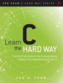 Learn C the Hard Way (eBook, PDF)