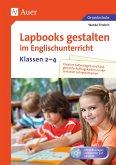 Lapbooks gestalten im Englischunterricht Kl. 2-4