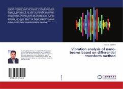 Vibration analysis of nano-beams based on diffe...
