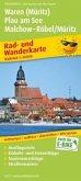 PublicPress Rad- und Wanderkarte Waren (Müritz) - Plau am See - Malchow - Röbel/Müritz