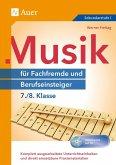 Musik für Fachfremde und Berufseinsteiger 7-8
