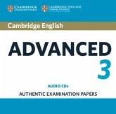 Cambridge English Advanced 3, 3 Audio-CDs