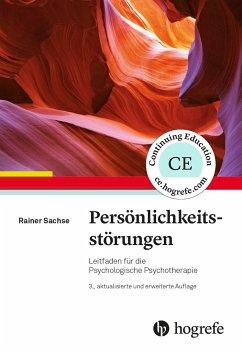 Persönlichkeitsstörungen - Sachse, Rainer