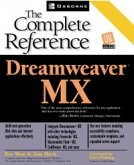 Dreamweaver MX: The Complete Reference (eBook, PDF)