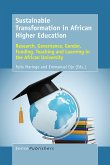Sustainable Transformation in African Higher Education (eBook, PDF)