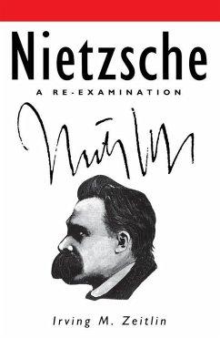 Nietzsche (eBook, PDF) - Zeitlin, Irving M.