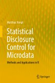 Statistical Disclosure Control for Microdata (eBook, PDF)