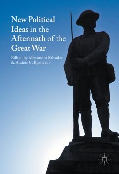 New Political Ideas in the Aftermath of the Great War (eBook, PDF)