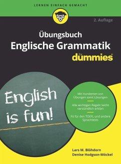 Ubungsbuch Englische Grammatik fur Dummies
