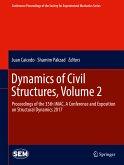 Dynamics of Civil Structures, Volume 2 (eBook, PDF)