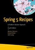 Spring 5 Recipes (eBook, PDF)