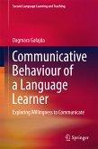 Communicative Behaviour of a Language Learner (eBook, PDF)