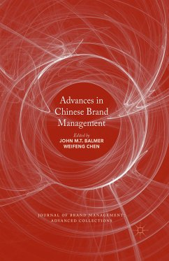 Advances in Chinese Brand Management (eBook, PDF)