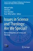 Issues in Science and Theology: Are We Special? (eBook, PDF)
