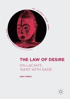 The Law of Desire (eBook, PDF) - Nobus, Dany