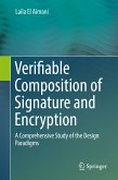 Verifiable Composition of Signature and Encryption (eBook, PDF)