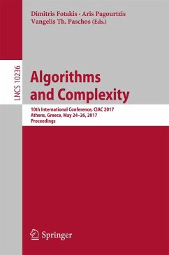 Algorithms and Complexity (eBook, PDF)
